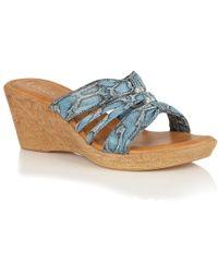 Lotus - Adona Womens Casual Sandals - Lyst