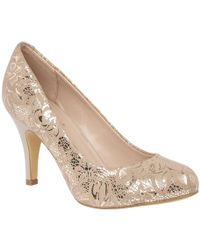 Lotus - Clancy Womens Court Shoes - Lyst