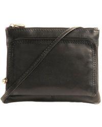 Charles Clinkard - Vera Womens Shoulder Bag - Lyst