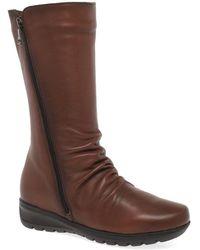 Paula Urban - Vitality Womens Calf Length Boots - Lyst