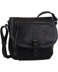 Charles Clinkard - Lani Womens Messenger Handbag - Lyst