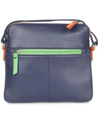 Prime Hide - Rochelle Womens Messenger Handbag - Lyst
