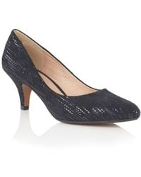 Lotus - Dandelion Pointed Toe Court Shoes - Lyst