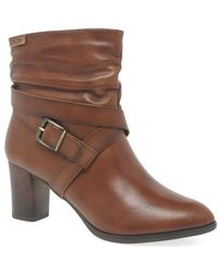 Pikolinos - Viena Womens Ankle Boots - Lyst