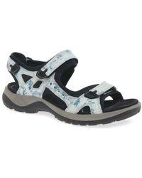 Ecco | Yucatan (off Road) Ladies Sandals | Lyst