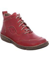 Josef Seibel - Neele 34 Womens Ankle Boots - Lyst