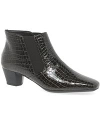 Charles Clinkard - Handson Womens Ankle Boots - Lyst