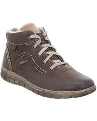 Josef Seibel - Steffi 53 Womens Casual Lace Up Ankle Boots - Lyst