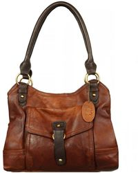 Charles Clinkard - Fern Womens Shoulder Bag - Lyst