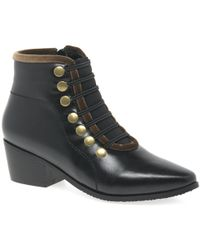 Charles Clinkard - Napoleon Womens Ankle Boots - Lyst