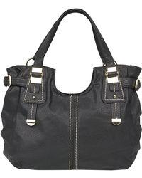 Lotus - Midler Ladies Large Black Handbag 1254 - Lyst