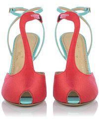 Charlotte Olympia - Flamingo Sandal - Lyst