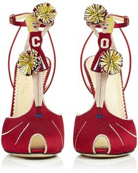 Charlotte Olympia - Cheer Leader - Lyst