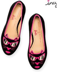 Charlotte Olympia - Incy Pretty In Pink Kitty - Lyst