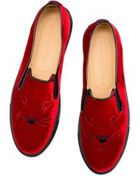 Charlotte Olympia - Men's Cool Cats - Lyst