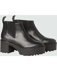 Cheap Monday - Latch Boot - Lyst