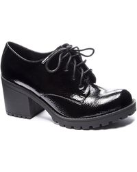 Dirty Laundry - Lisette Heeled Oxford - Lyst