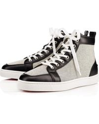 4c757c8f4b4a Lyst - Christian Louboutin Rantus Gomme in Black for Men