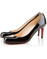 Christian Louboutin - Simple Pump Patent - Lyst