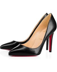 Christian Louboutin - Pigalle Nappa Shiny - Lyst