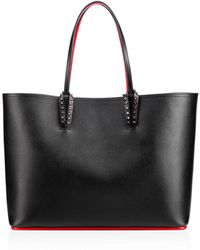 Christian Louboutin - Cabata Leather Tote - Lyst