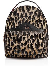 97d6a4cbad1 Lyst - Christian Louboutin Aliosha Backpack in Black
