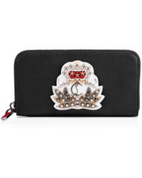 Christian Louboutin - Panettone Zipped Continental Wallet - Lyst