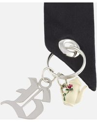 Christopher Kane - Bow Charm Detail Brooch - Lyst