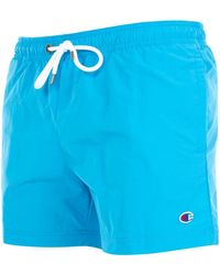 cfb2debe2b Champion Repeat Swim Shorts in Blue for Men - Save 75% - Lyst