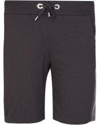 Philipp Plein - Evening Combo Item Shorts Black - Lyst