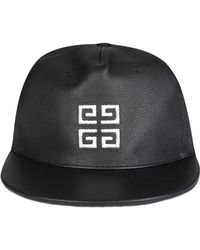 Givenchy Brimless Cap in Black for Men - Lyst e311fba3c922