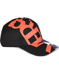 72fcc2577ccda Versace Crown Baseball Cap in Red for Men - Lyst