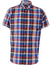 Paul Smith - Classic Fit Short Sleeved Shirt - Lyst