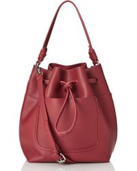 City Chic - Ruby Zoey Bucket Bag - Lyst