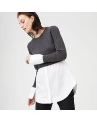Club Monaco - Berdine Sweater - Lyst