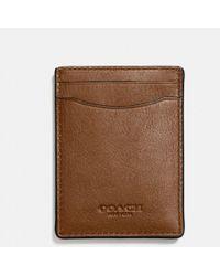 COACH   3-in-1 Card Case   Lyst