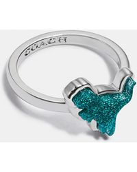 COACH Rexy Ring