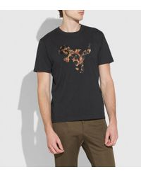 COACH - Wild Beast Rexy T-shirt - Lyst