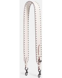 COACH - Strap With Rivets - Lyst