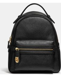 COACH - Campus Backpack - Lyst 062472e5c4ab4
