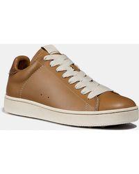 COACH - C101 Low Top Sneaker - Lyst
