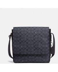 COACH - Metropolitan Map Bag - Lyst