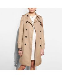 COACH - Trench - Lyst