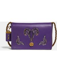 COACH - Dinky 24 With Tattoo - Lyst