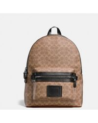 Pack Academy Gray In Men For Coach Lyst q8H5xTc