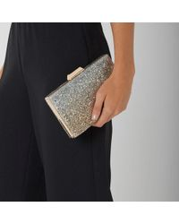 Coast - Cindy Ombre Glitter Bag - Lyst