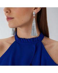 Coast - Verena Tassel Earrings - Lyst