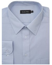 Double Two - Standard Sleeved Shirt - Lyst
