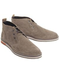 Superdry - Chester Chukka Suede Boots - Lyst