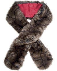 Dubarry - Fur Scarf - Lyst